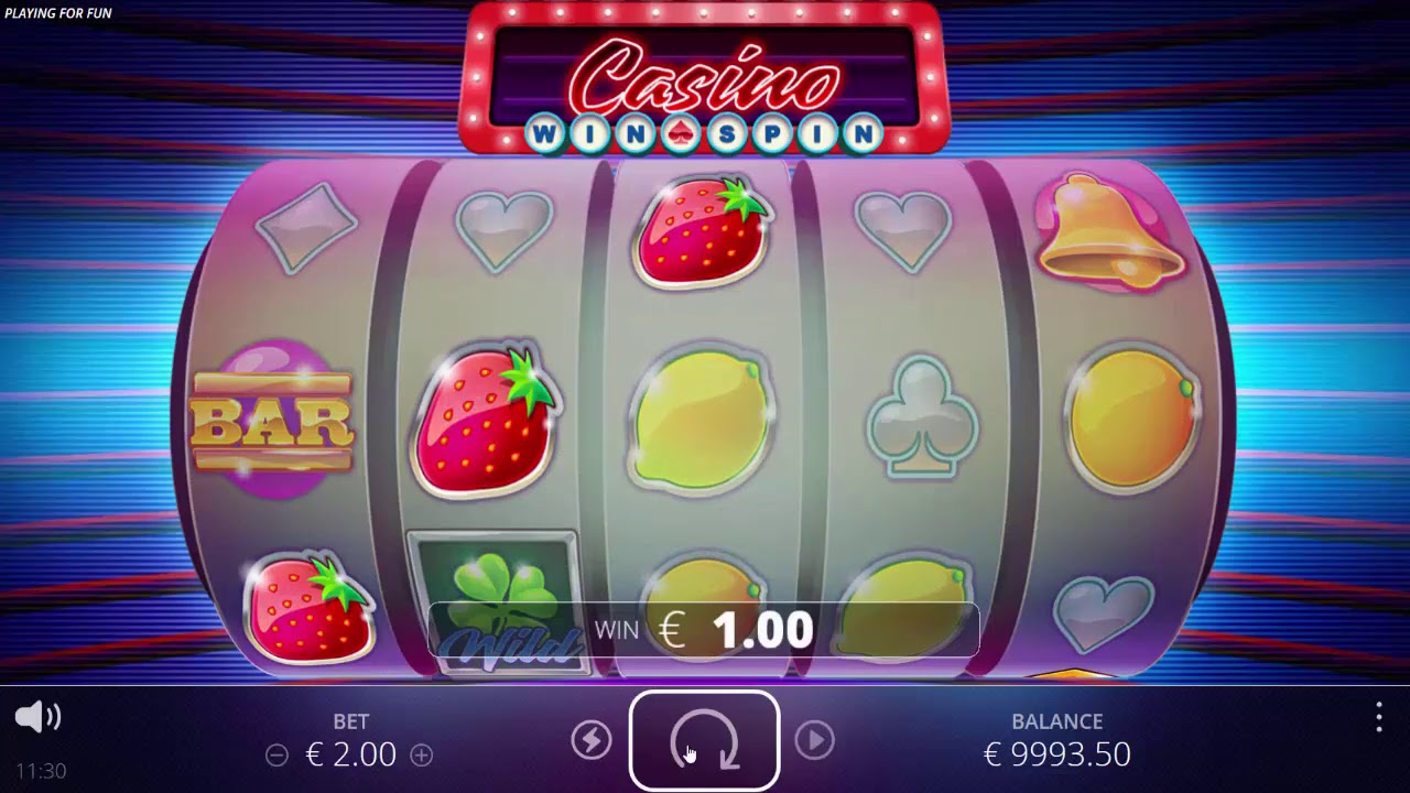 win and spin casino