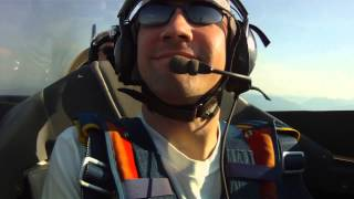 Aerobatic Flight for a Regional Jet Captain