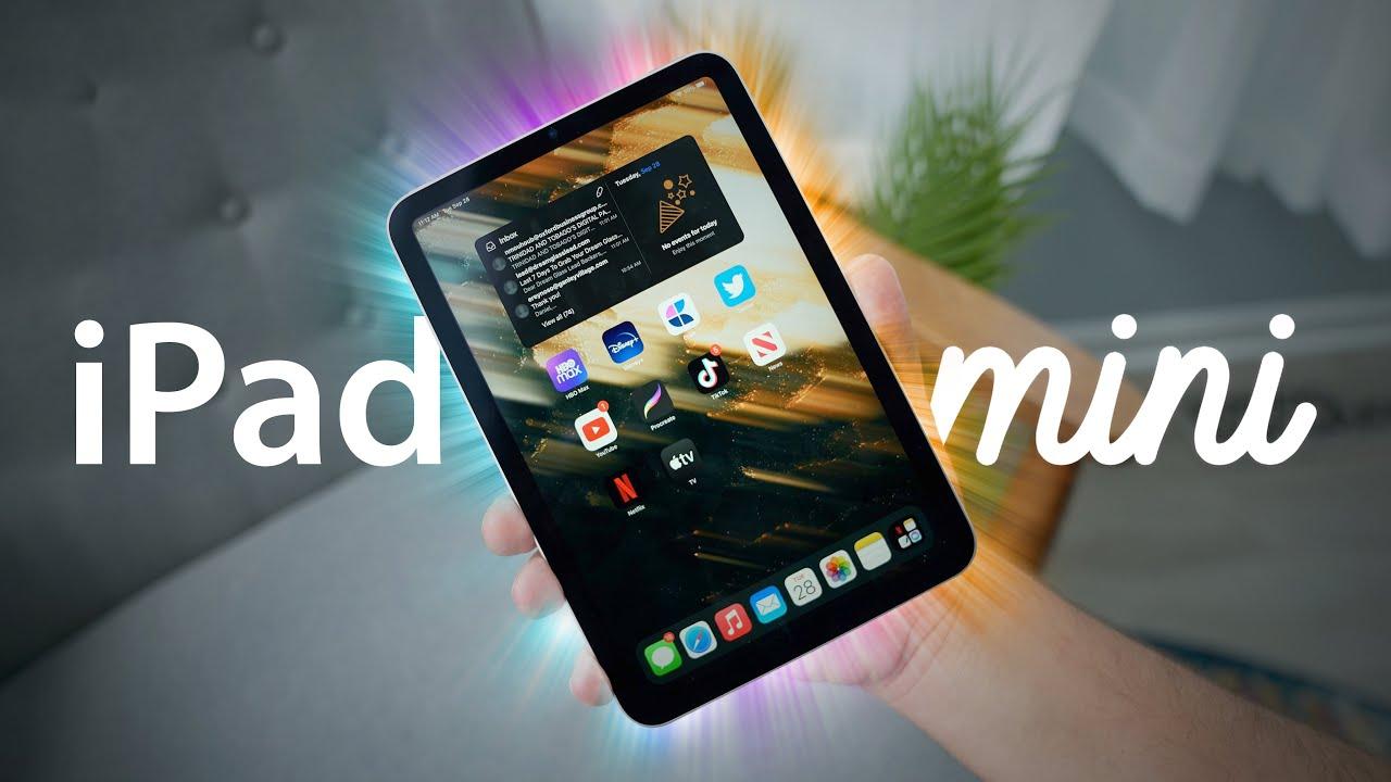 Download iPad Mini 2021 Review: Is It Worth $499?