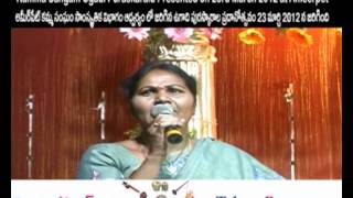 Kamma Sangam Ugadi Puraskaralu Presented at Ameerpet Video 6