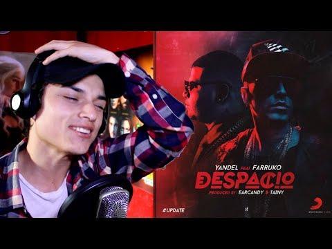Video Reaccion | Yandel Ft. Farruko - Despacio (Official Audio) Reaction