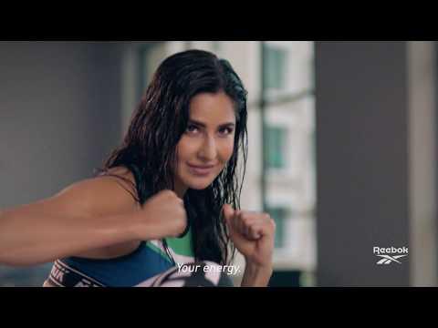 Reebok #SheGotRee with Katrina Kaif