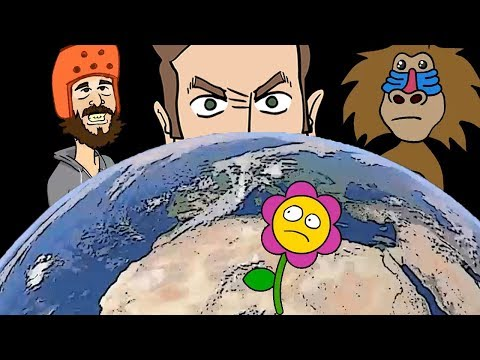 Lil Dicky Earth PARODY ~ Rucka Rucka Ali