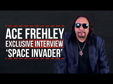Ace Frehley Talks 'Space Invader'