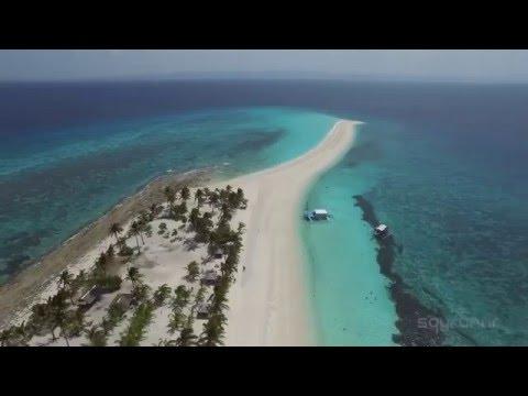 Kalanggaman Island, Leyte near Malapascua Island Northern Cebu Philippines