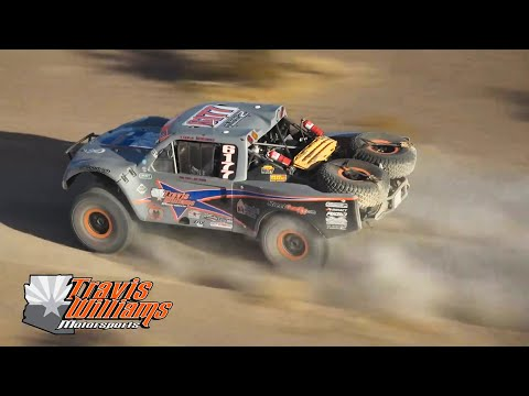 Travis Williams Motorsports 4WP Desert Showdown Feature