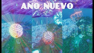 *NEW* NEW YEAR REAL-TIME EVENT IN FORTNITE *DISCOTECA BALL*