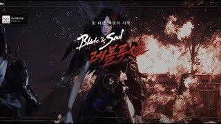 《劍靈 BNS》手機新作《劍靈:革命》曝光新遊戲影片 - Blade & Soul Revolution OP - mobile game