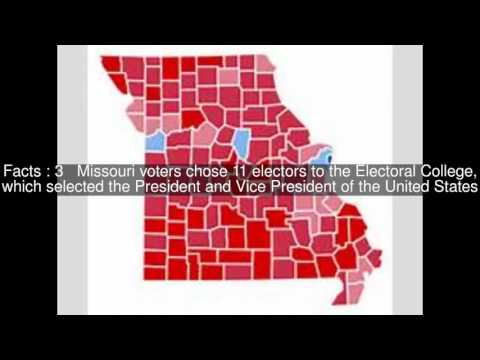 United States presidential election in Missouri, 1984 Top  #5 Facts