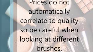 Dazzler Beauty FAQ: Where do I buy makeup brushes? Thumbnail