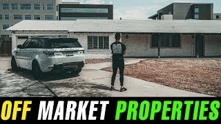 How to find Distressed & Off market properties FAST | 2019