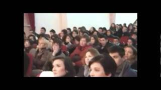 Premio Giornalistico Scolastico-Mauro Rostagno 1 parte