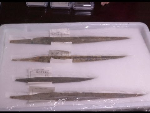 Bronze Spear Found in Boat Coffin Tomb Illuminates Chengdu's History