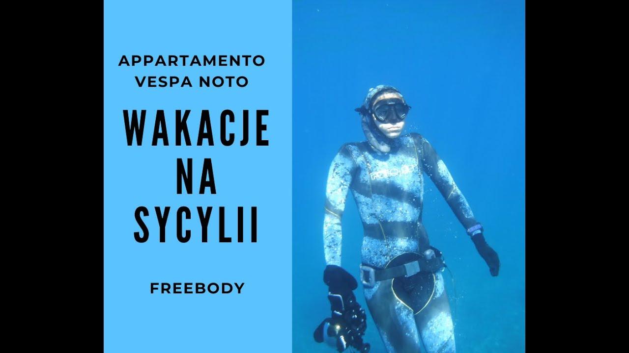 HIT!!! Sycylijska przygoda. Wakacje na Sycylii. Freediving z Freebody.