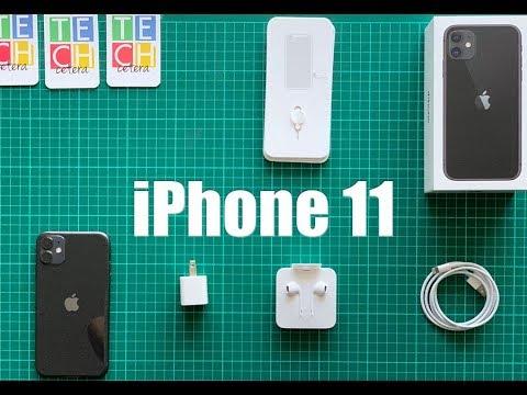 ¿Qué hay en la caja del iPhone 11?