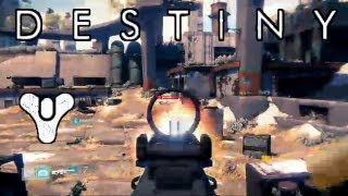 """DESTINY"" New PS4 GAMEPLAY FOOTAGE - PlayStation 4 ""Destiny"" Footage by Whiteboy7thst"