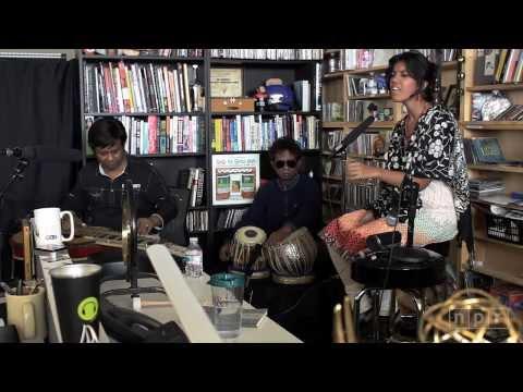 Debashish Bhattacharya: NPR Music Tiny Desk Concert