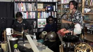 Debashish Bhattacharya: NPR Music Tiny Desk Concert
