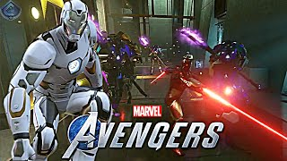 Marvel's Avengers Game - NEW Gameplay Revealed! Co op Gameplay and Story Mode Content NEXT MONTH!