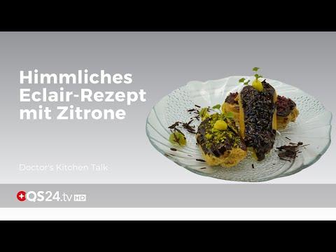 Himmlische Zitroneneclairs - Gesund muss kein Verzicht bedeuten!