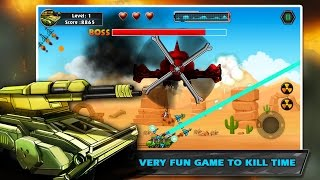 Heavy Weapon (Android/IOS Gameplay) Gameplay HD | Adventure Tank Gameplay