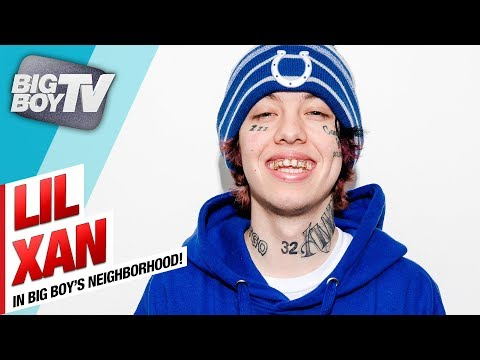 Lil Xan on Changing His Name, Dealing w/ Haters & A lot more!