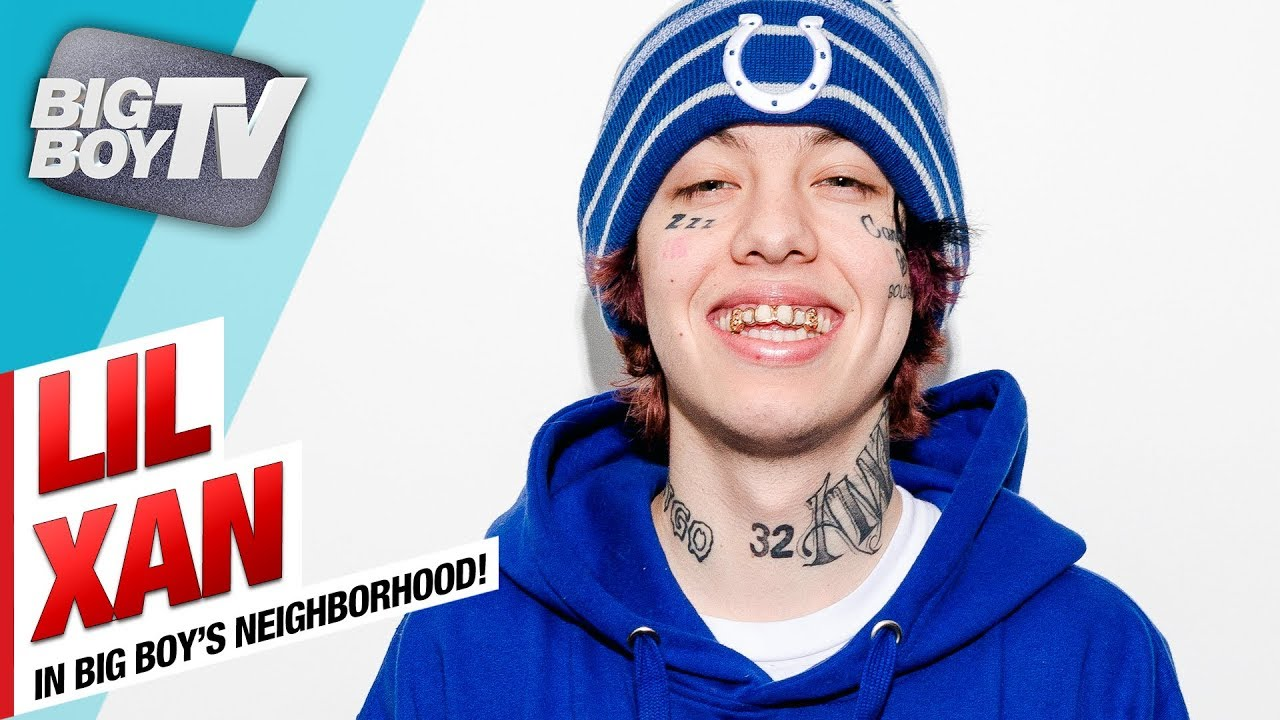e268cdad583 Lil Xan on Changing His Name, Dealing w/ Haters & A lot more!