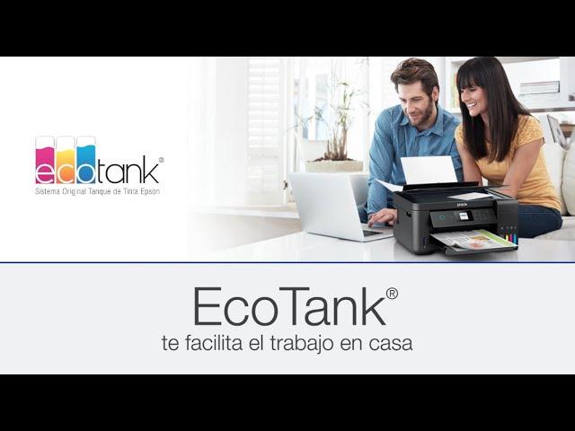 EPSON EcoTank - Pulso IT Live