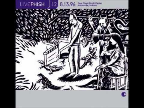 Phish - Waste - Deer Creek - 08/13/1996