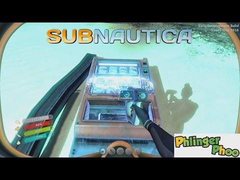 subnautica vending machine
