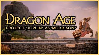 Dragon Age 4 News Update: Project Joplin VS Morrison!