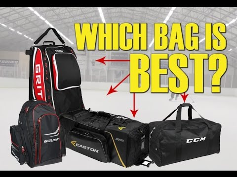 What Is The Best Ice Or Inline Hockey Equipment Bag Which To Buy