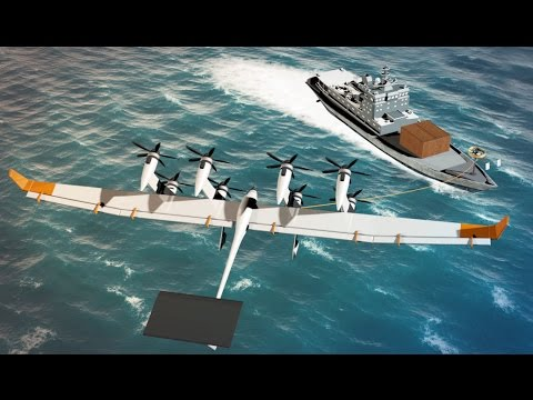 Google Ships are here - Is Google building a navy?