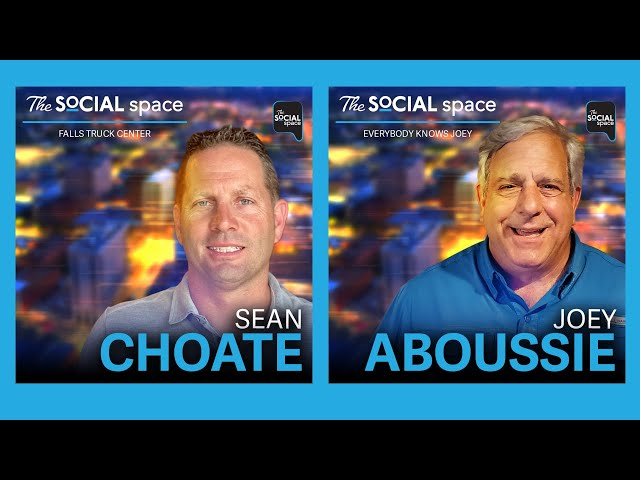 The Social Space ep11 w/ Sean Choate & Joey Aboussie