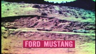 CLASSIC COMMERCIALS - 1965 Ford Mustang