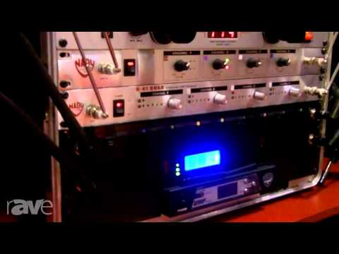 InfoComm 2013: NADY Highlights W-1KU Series
