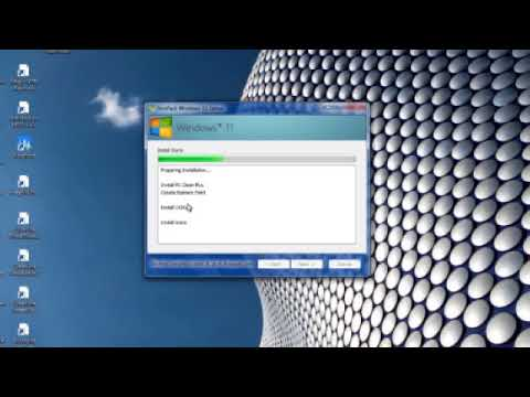how to install window 11 skinpack easy way