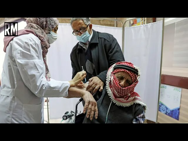 Israel Hoards Vaccines, Blocks Shipments to Palestinians