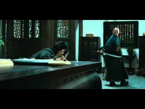 The woman knght of mirror lake - Grandes escenas de acción del cine oriental XII