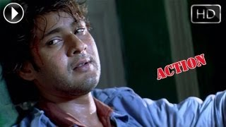 Athidi Movie Scenes- Interval Fight