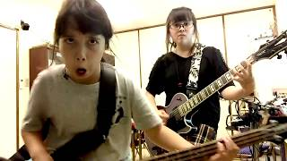 Sisters Perform Heavy Metal