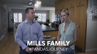 #PANDASJOURNEY - The Mills Family