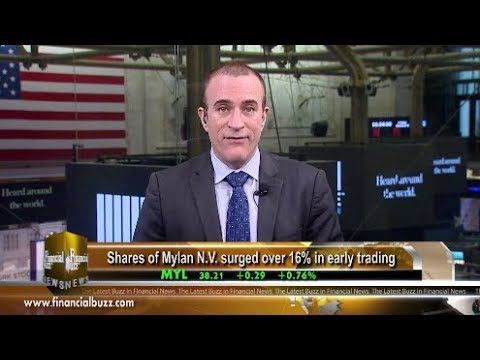 LIVE - Floor of the NYSE! Oct. 6, 2017 Financial News - Business News - Stock News - Market News