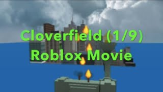 Cloverfield (1/9) Roblox movie clip - the statue of liberty's head (2019)