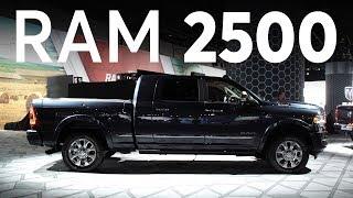2019 Detroit Auto Show: 2019 Ram 2500 | Consumer Reports