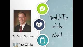 Dr. Gardner Health Tip - Diabetic Feet