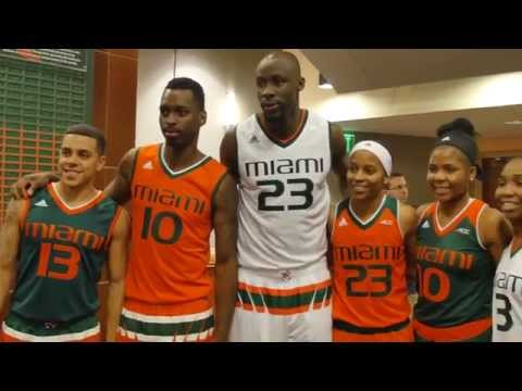 Basketball Uniform Unveiling