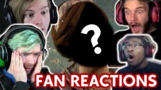 ENDING DEATH | (Fan Reactions) The Walking Dead: A New Frontier