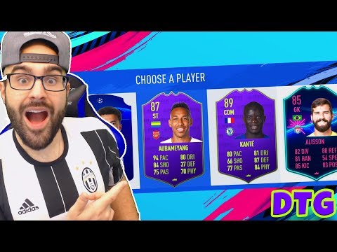 FREE DRAFT ENTRY! FIFA19 ULTIMATE TEAM DRAFT TO GLORY #01