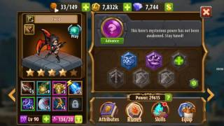 Magic Rush Heroes: Coco new abilities overview